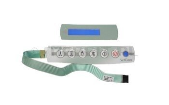 Klawiatura z naklejką na LCD STATIM 2000