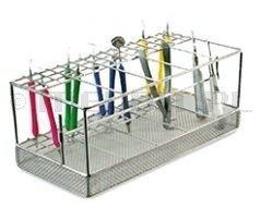 Stelaż do mycia spionowanych narzędzi, HYDRIM M2 / M2 G4 (01-110411S)